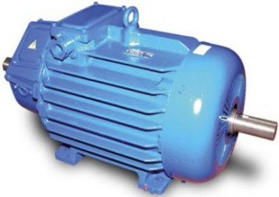Крановый электродвигатель с фазным ротором МТН 411-6