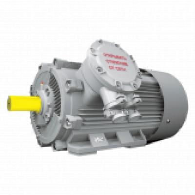 Рудничный электродвигатель 2АИМУР 280 M2 F 660В