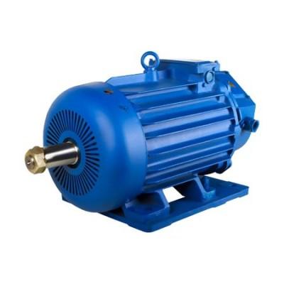 Крановый электродвигатель с короткозамкнутым ротором МТКН 512-8